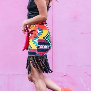 ASOS Skirts - Tribal print skirt
